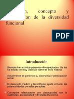 Concepto y Clasificación CIDD-2