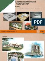 PRESENTACION DISEÑO III Presentacion Arquitectonica