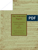 Alexander Hamilton, Michael A. Genovese, James Madison, John Jay - The Federalist Papers-Palgrave Macmillan (2009).pdf