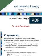 3 _Basics of Cryptography