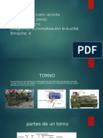 TORNO - CNC
