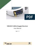 OwlRX Manual