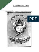 Breve resumen de -El gobierno monárquico- Santo Tomás de Aquino