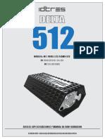Manual Delta512_v1