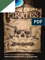 Teaser Pirates Exhibition 2011