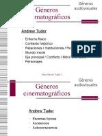 Generos cinematograficos