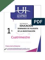 La epistemología en la investigación universitaria tarea doctor.docx
