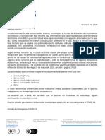Comunicación URGENTE GRUPO GSS COVISIAN - 30 de marzo de 2020 (1)