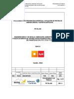 PR-TAL-005 PROCEDIMIENTO DE PREPARACION SUPERFICIAL Y APLICACION DE PINTURA TUBERIAS Y SOPORTES.doc