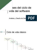 Clase Análisis No 2 - Fases de Diseño y Requerimientos.pptx