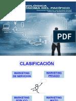MARKETING publico, privado mixto y Servicio,1.pptx