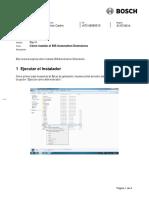 Instalación del Automation Extensions