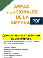 2. Areas funcionales de la empresa..ppt