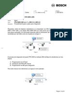 Cómo conectar el FPA 5000 a BIS por OPC