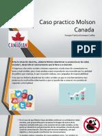 Caso practico Molson Canada