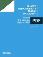 UN Report - Shared Responsibility, Global Solidarity