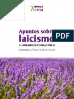 Europa Laica_ III Cuaderno de Formación
