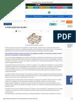 A avaliação do aluno - Educador Brasil Escola