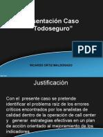 PRESENTACION CASO  SEGUROS