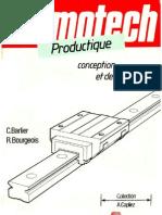 Mémotech Productique conception et dessin