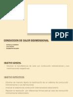 CONDUCCION-BIDIMENSIONAL