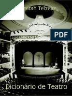 135781187 Dicionario de Teatro Ubiratan Teixeira