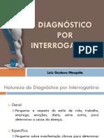 04. Diagnóstico por Interrogatório