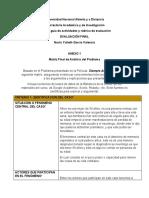 Matriz de procesos cognoscitivos