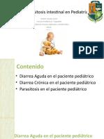 Diarrea y Parasitosis en Pediatría.pptx