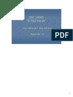 Norma Internacional ISO_14001 (El ISO Verde)