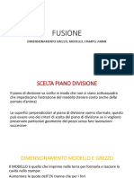 FUSIONE_DIMENSIONAMENTI E PROGETTAZIONE