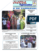 periódico escolar informativo
