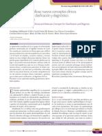 Epidermólisis bullosa nuevos conceptos clínicos