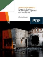 Memorias fotográficas. Imagen y dictadura. Fortuny