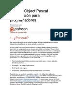 Manual-Pascal