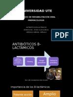 BETALACTAMICOS  AMOXI-CLAVULANICO  VERONICA MEDINA AREVALO.pptx