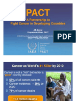 PACT A Partnership to Fight Cancer in Developing Countries