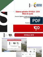 Presentacion_SIVIGILA_2018 Mesa de ayuda