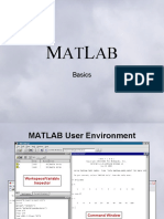 MATLAB-Basics
