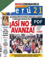 Perú21 - Edición 05-04-20