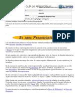 TALLER DE ARTISTICA SABATINO CLEI 5