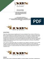 CREACION DE EMPRESA ELYON I.pptx
