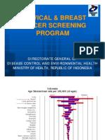 Cervical & Breast Cancer Screening Program