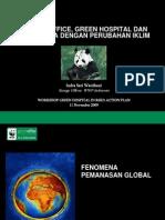 Green Office, Green Hospital dan Kaitannya Dengan Perubahan Iklim