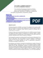 U.4 ACREDITACION Y CERTIFICACIÓN
