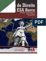 Revista de direito da ESA