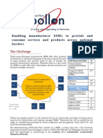 Apollon eManufacturing Experiment