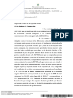Jurisprudencia 2017- Doval Sebastián Eduardo c Bco Nacións Diferencias de Salarios
