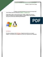 En esta práctica debes explicar pormenorizadamente cómo sería el arranque dual de dos sistemas operativos diferentes Windows 7 y Ubuntu 10