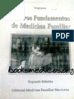 Nuevos Fundamentos de Medicina Familiar
